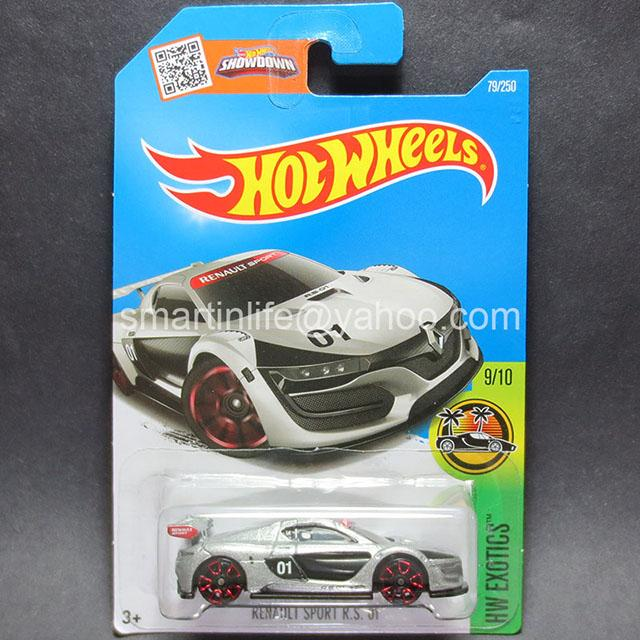 Hot Wheels Renault Sport RS ( (end 9/26/2018 1:15 AM