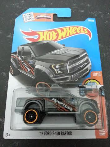 Hot wheels diecast 17 ford f 150 end 4302019 1115 am hot wheels diecast 17 ford f 150 raptor grey new voltagebd Images