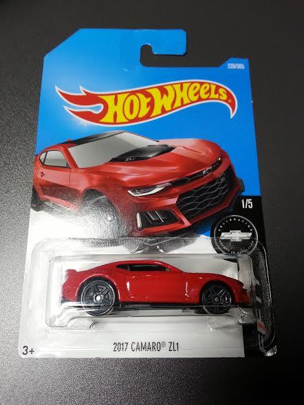 Hot Wheels Diecast 2017 Camaro Zl1 End 4 15 2019 2 15 Pm