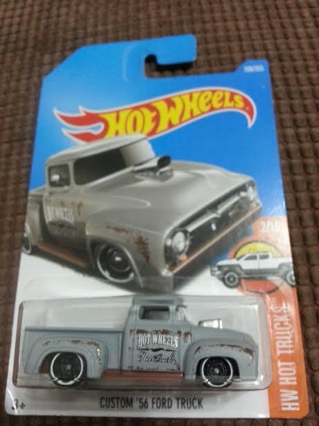 Hot Wheels Diecast Custom 56 Ford End 2 20 2020 7 15 Pm