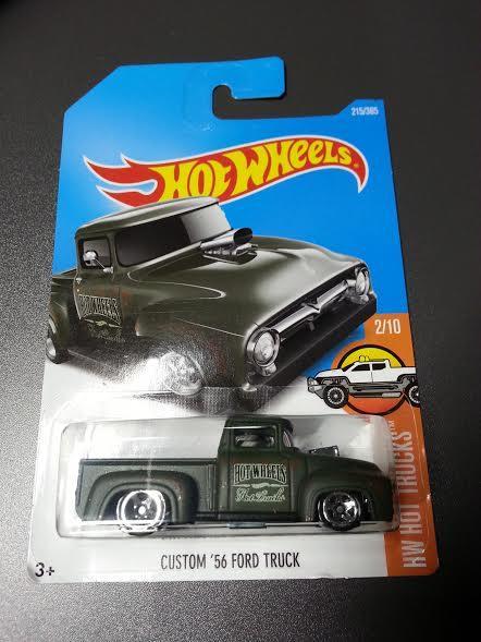 Hot Wheels Diecast Custom 56 Ford End 4 14 2020 2 15 Pm