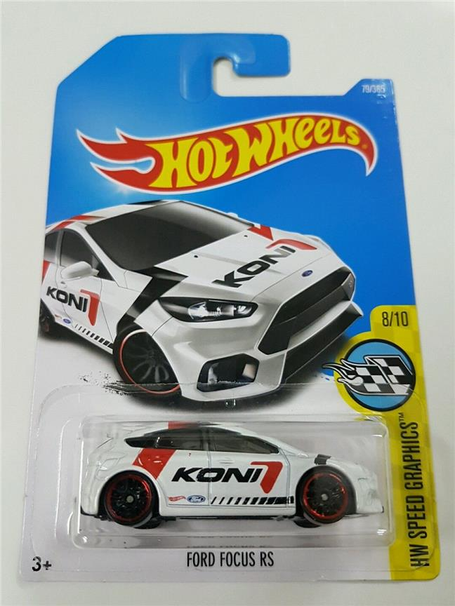 Hot Wheels Diecast Ford Focus Rs End 3 11 2019 12 15 Am