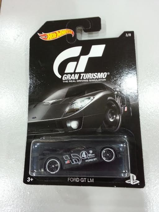 Hot Wheelscast Ford Gt Lm Gran Turismo Special New