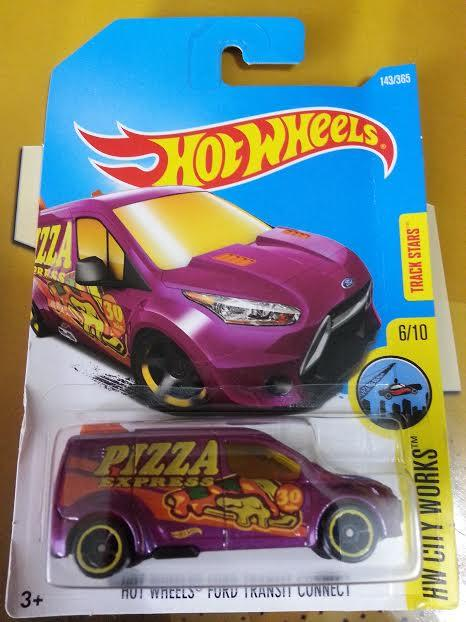 Hot Wheels Diecast Ford Transit Con End 2 8 2019 8 15 Am