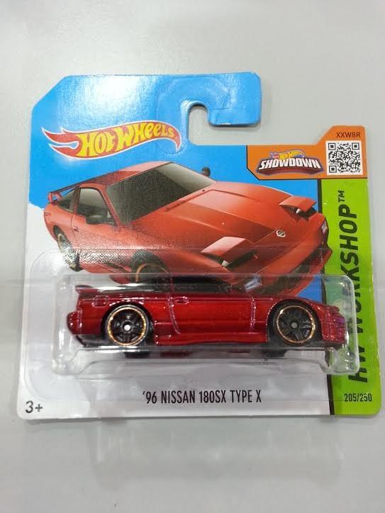 Hot Wheels Diecast Nissan 180sx End 3 25 2019 12 15 Am