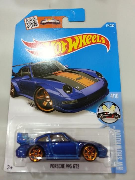 hot wheels diecast porsche 993 gt2 end 3 25 2019 9 15 pm. Black Bedroom Furniture Sets. Home Design Ideas