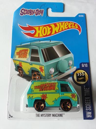 Hot Wheels 06 Scoobydoo - última lista de precios de actualización-8960