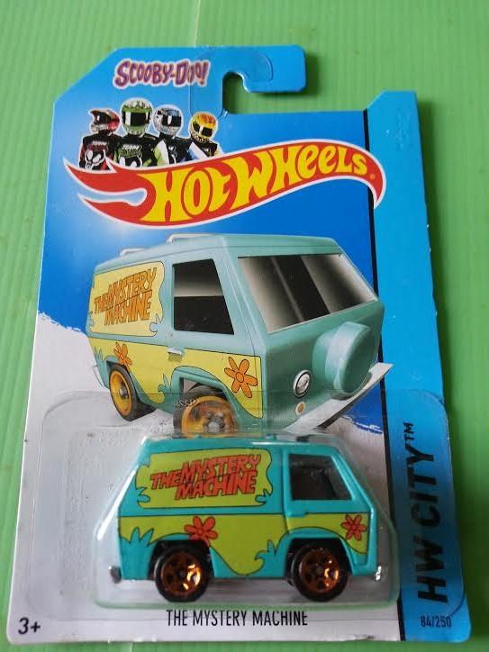Hot Wheels Diecast Scooby Doo Mys End 3 24 2019 12 15 Am