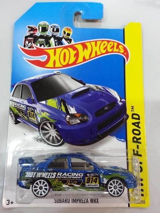 Hot Wheels Diecast Subaru Impreza End 3 23 2019 9 15 Am