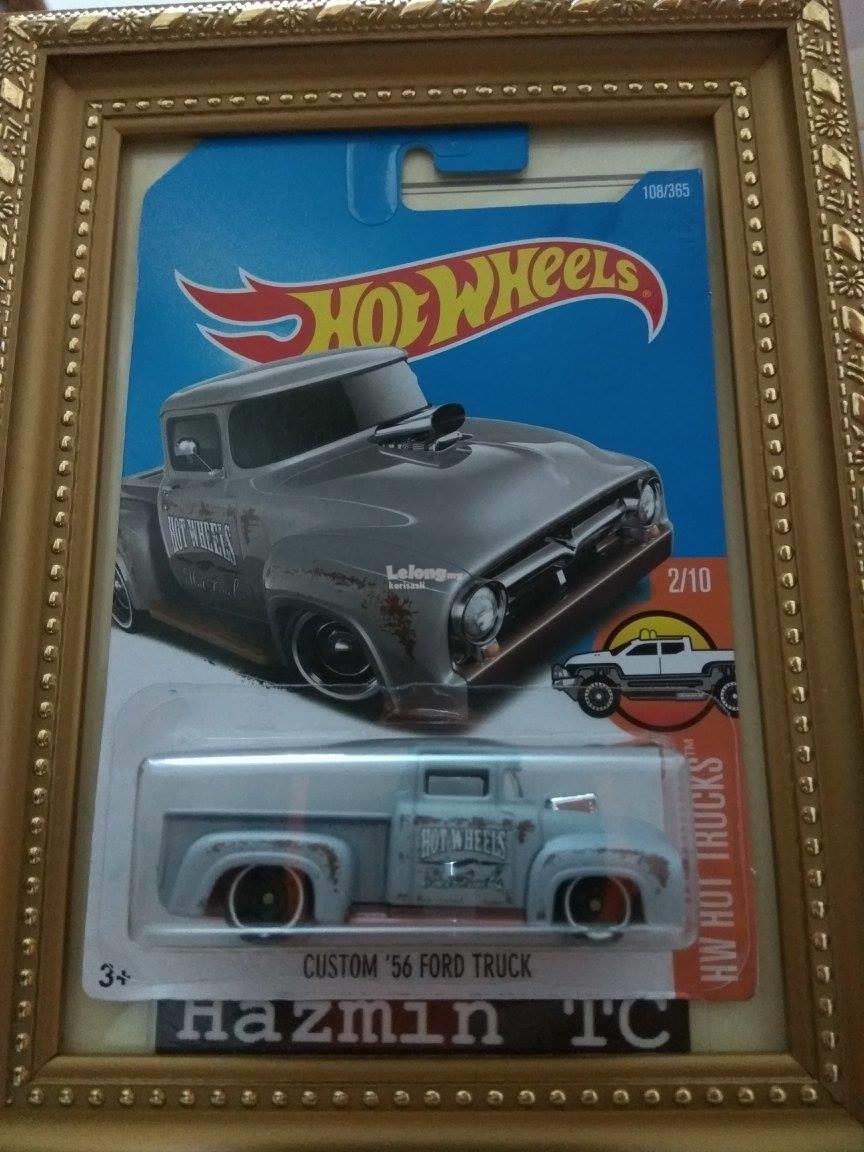 Hot Wheels Hw Custom 56 Ford Truck End 3 17 2019 8 15 Pm