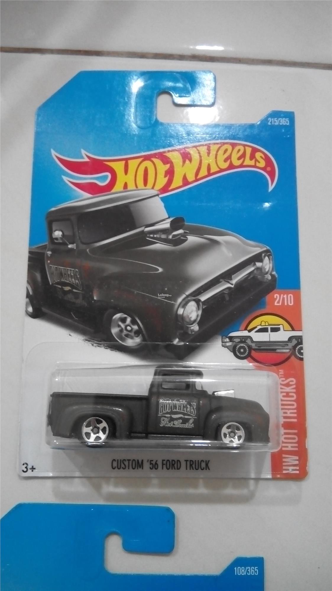 Hot Wheels Hw Custom 56 Ford Truck End 9 19 2018 11 15 Pm