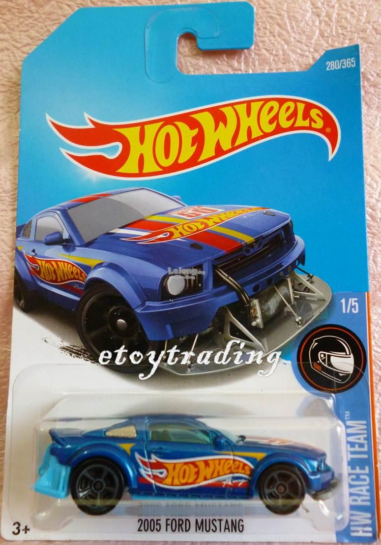 HOT WHEELS MATTEL ORI 2005 FOR MUSTANG RM20 WHATSAPP+60102209266