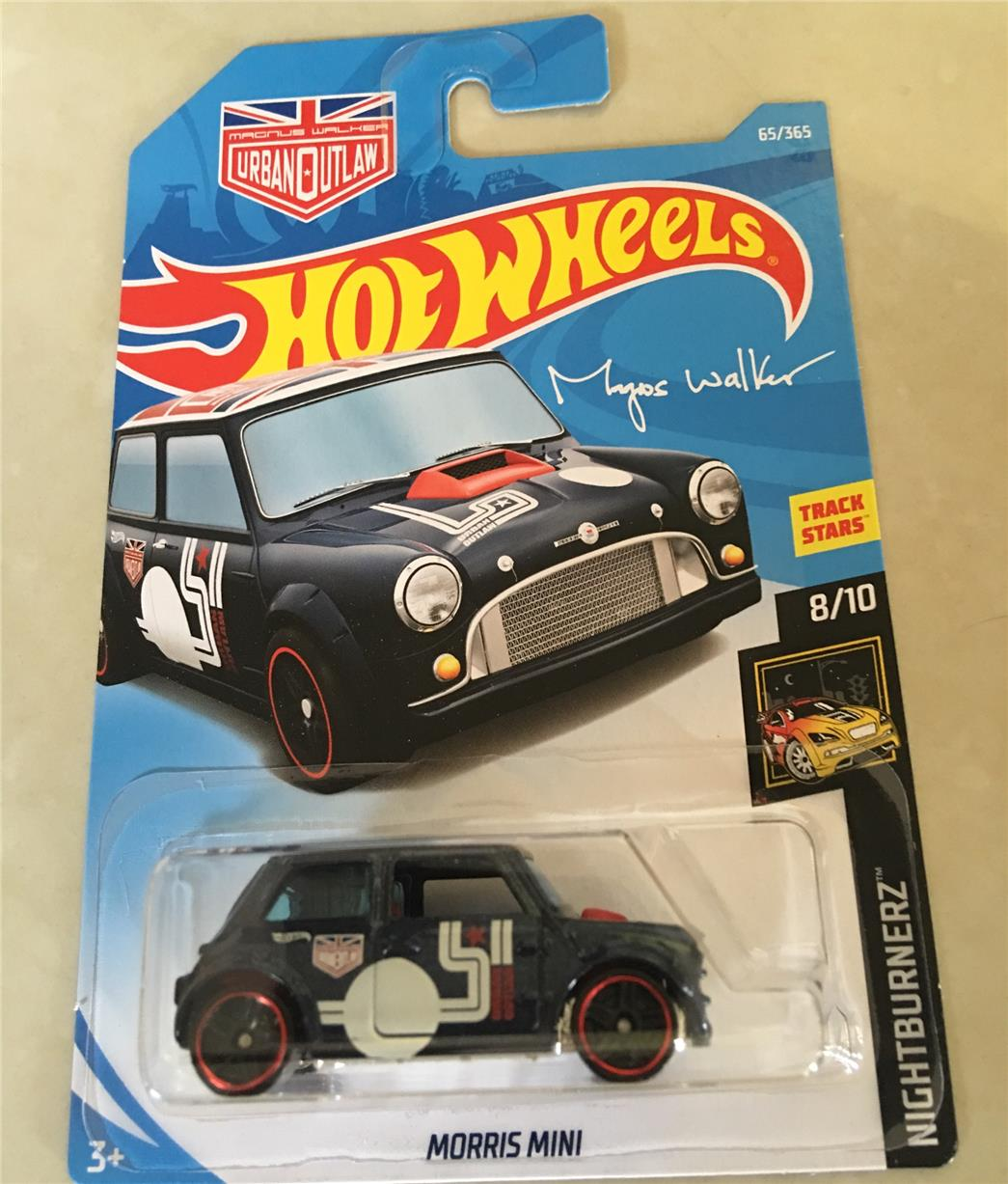 HOT WHEELS MORRIS MINI (end 10/30/2019 1:15 PM