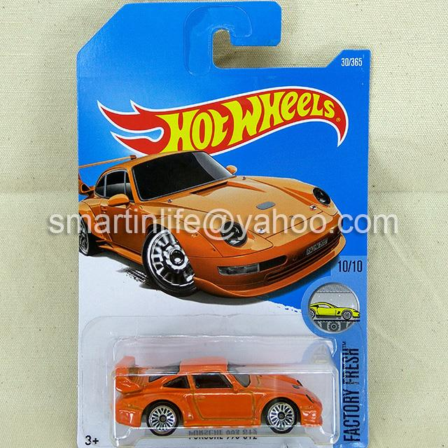 hot wheels porsche 993 gt2 orange end 10 8 2017 3 15 pm. Black Bedroom Furniture Sets. Home Design Ideas