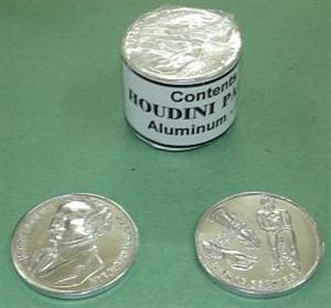 Houdini Palming coins