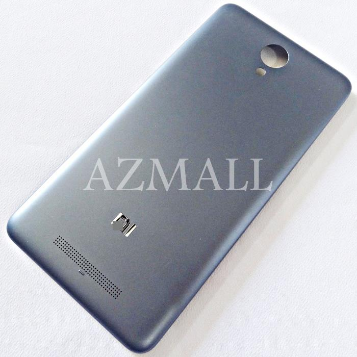 HOUSING Battery Cover Side Power Button Xiaomi Redmi Note 2 ~Dark BLUE