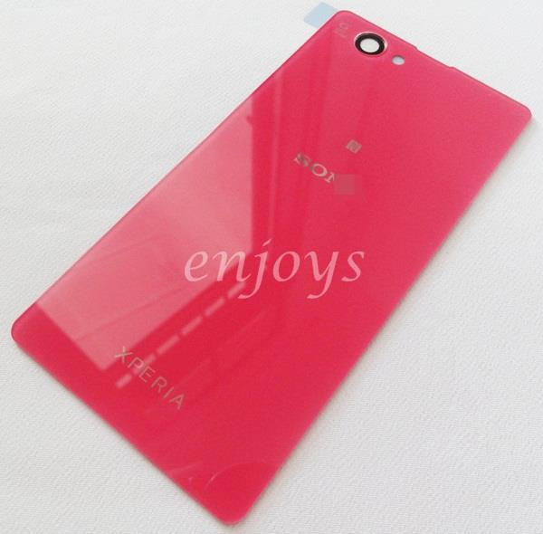 NEW HOUSING Battery Back Cover Sony Xperia Z1 Compact D5503 ~PINK