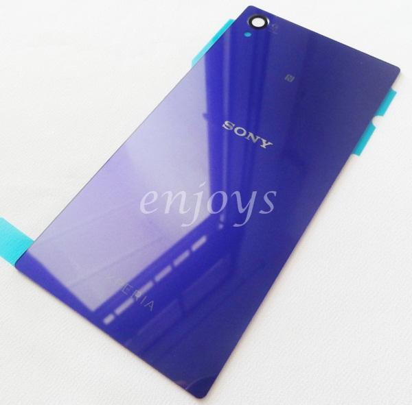 HOUSING Battery Door Back Cover Sony Xperia Z1 / C6903 L39h ~PURPLE