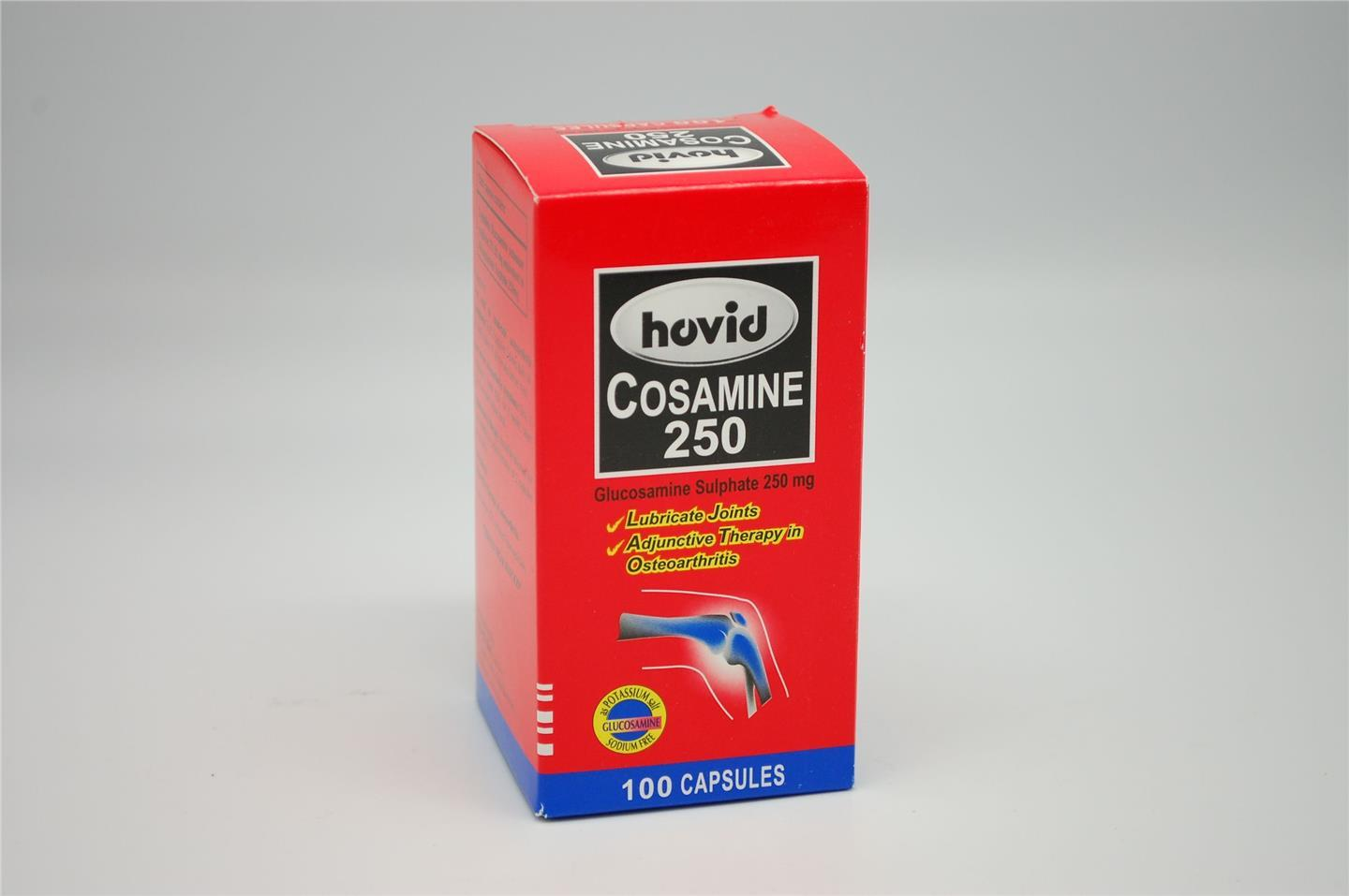 HOVID COSAMINE 250MG 100s (for Joint Pain)