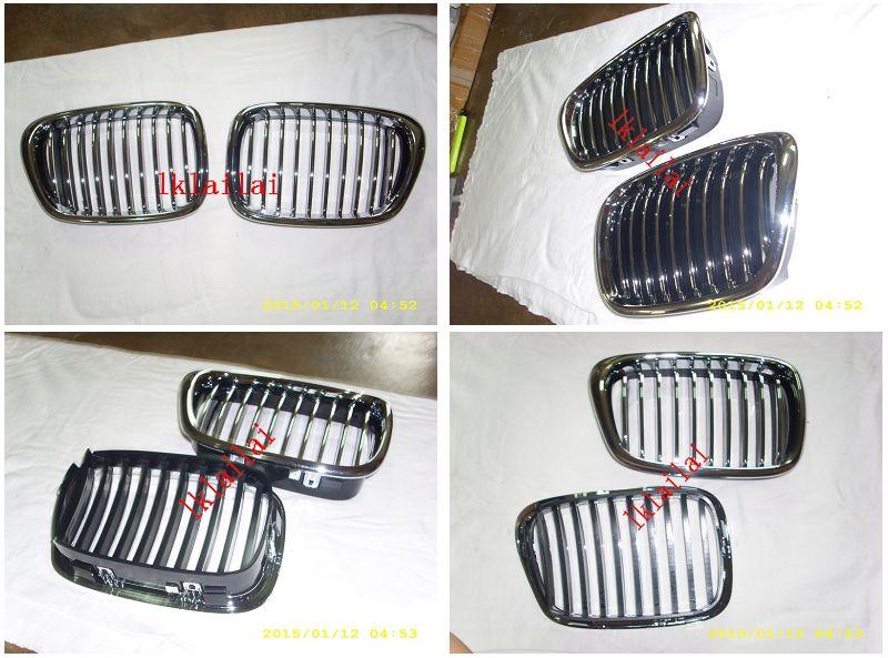 HOWELL BMW 5 Series E39 '95-02 Front Grille Chrome
