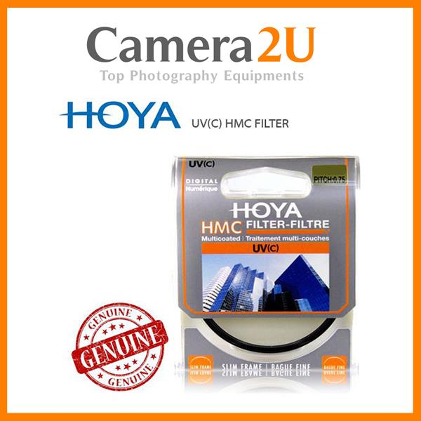 Hoya Digital Multicoated HMC UV(C)  Filter 82mm (Genuine Hoya Malaysia