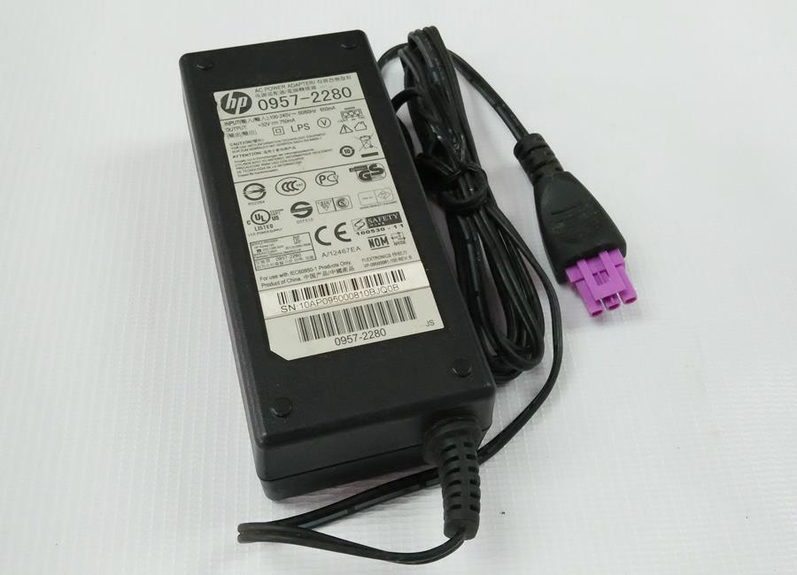 HP 0957^^2280  AC Adapter + 32V 750mA
