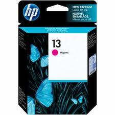 HP 13 Magenta Ink (Genuine) C4816A Expired old Stock 4816