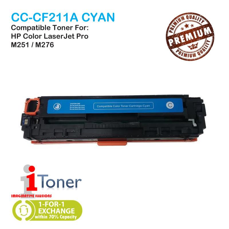 HP 131A CF211A Cyan (Single Unit)
