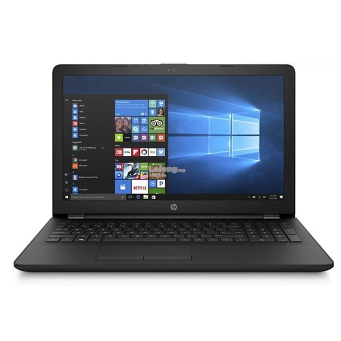 HP 14-BS580TU (2LS65PA) BLACK (I3-6006U/4GB/1TB/14'/Win10/1YR ONSITE)