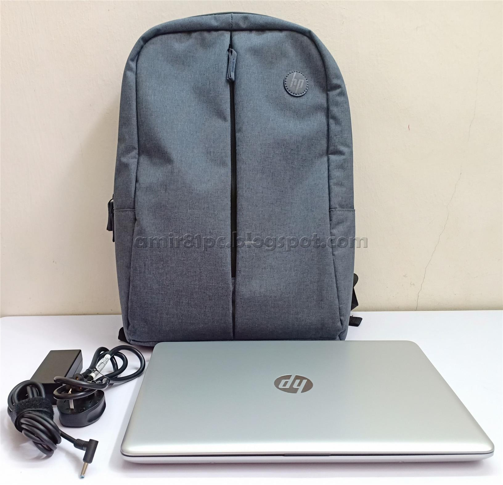 HP 14-bs724TU 6th Gen Core i3 / Warranty till APR 2019