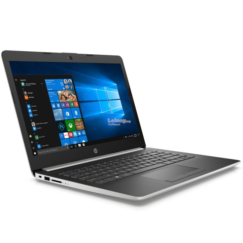 HP 14-Ck0020TX /0021TX 14' Laptop Black/SILVER ( I3-7020U)