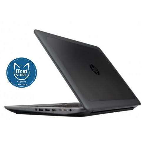 NEW HP 15.6' ZBOOK 15 G4 i7-7820HQ/16GB/1TB-3YW (2EC43PA)