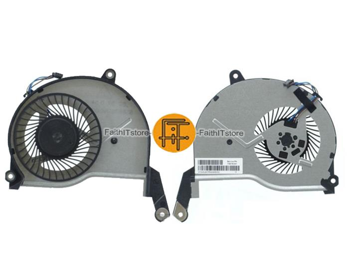 For HP 15-N 15-N011AX Q131 Q129 Q132 N019SA TPN-Q130  Laptop Cpu Fan