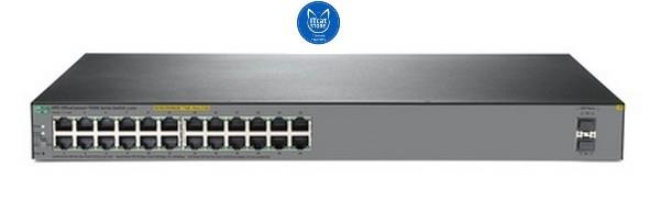 NEW HP 1920S 24G 2SFP PoE+370W (24-ports PoE+)SWITCH-LIFETIME WARRANTY