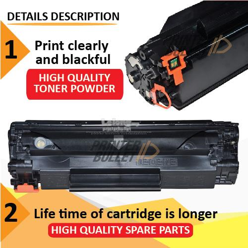HP 201A / 201X / CF400A Black HIGH YIELD Compatible Colour Laser Toner