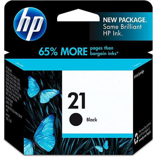 <B>HP 21 Black Inkjet Cartridge </B>