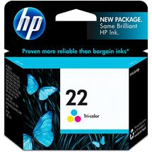 <B>HP 22 Tri-color Inkjet Cartridge</B>