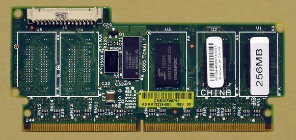 HP 256MB MEMORY MODULE CACHE FOR SMART ARRAY P410 / P212 013224-001