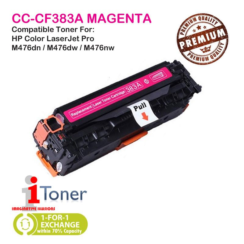HP 312A CF383A Magenta (Single Unit)