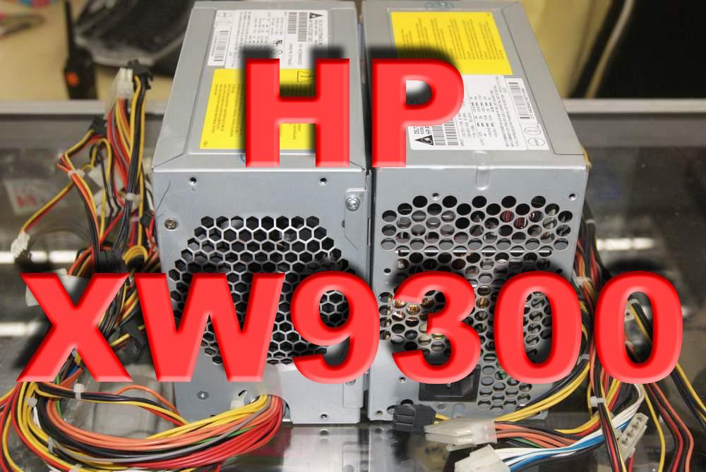 HP 372357-004 HP XW9300 Workstation 750watt power supply
