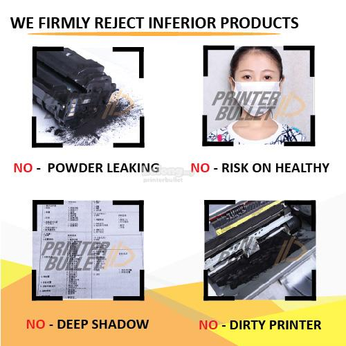 HP 410A / CF412A Yellow Compatible Toner Cartridge