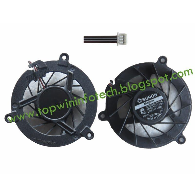 HP 4410S 4411S 4415S 4510S 4515S 4416S 4710S COOLING FAN