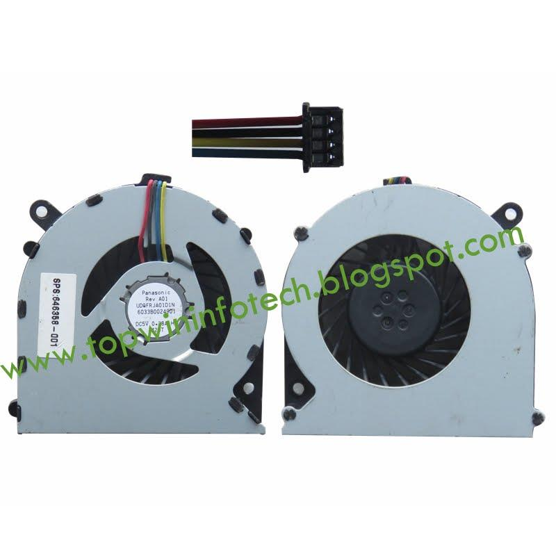 HP 4436S 4435S 4431S 4430S 4331S 4330S COOLING FAN