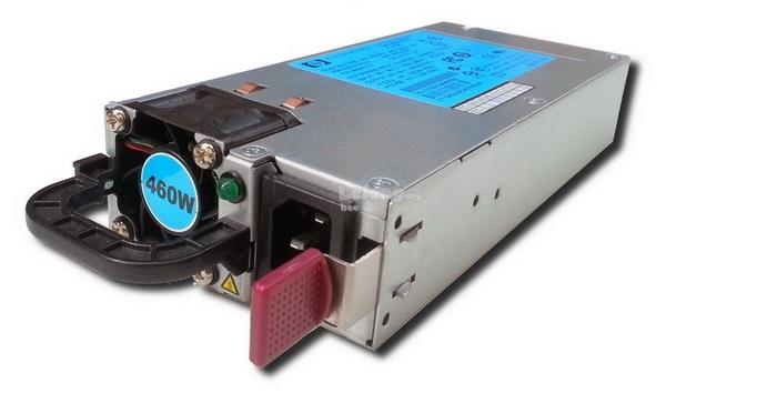 HP 460W DL360 DL380 G6 G7 G8  power supply, 511777-001 499249-001