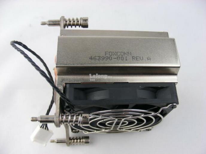 HP 463990-001 Workstation Heatsink & Fan Assembly For HP Z600 Z800