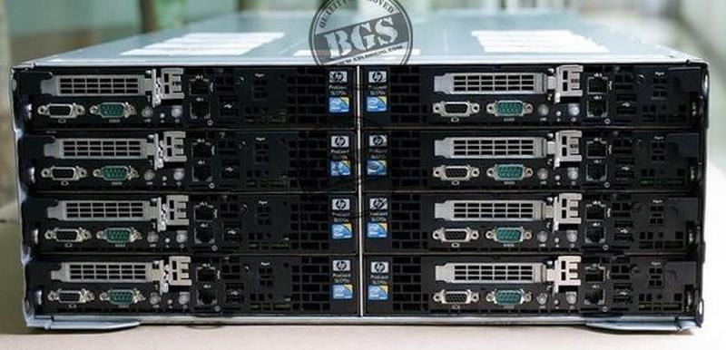 HP 4u Powerful server ,Blade Server , 96 core @ 192gb memory