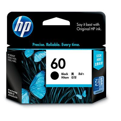 HP 60 - CC640A (Black)