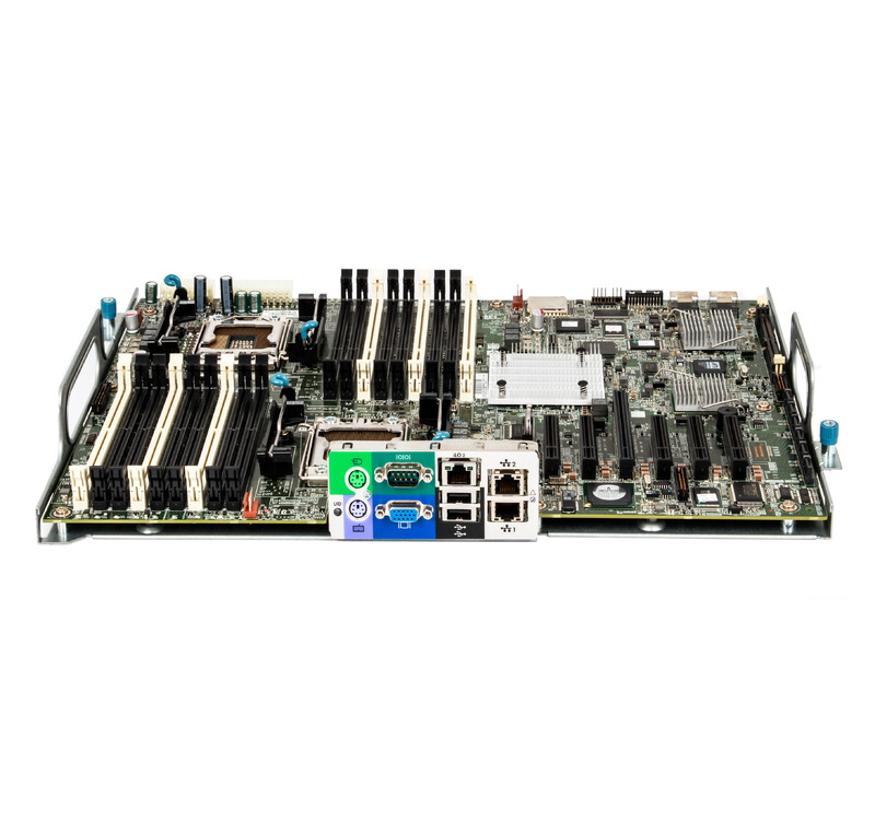 HP 606019-001 System Board For PROLIANT ML350 G6 Server