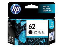 HP 62 Black Original Ink Cartridge (C2P04AA)