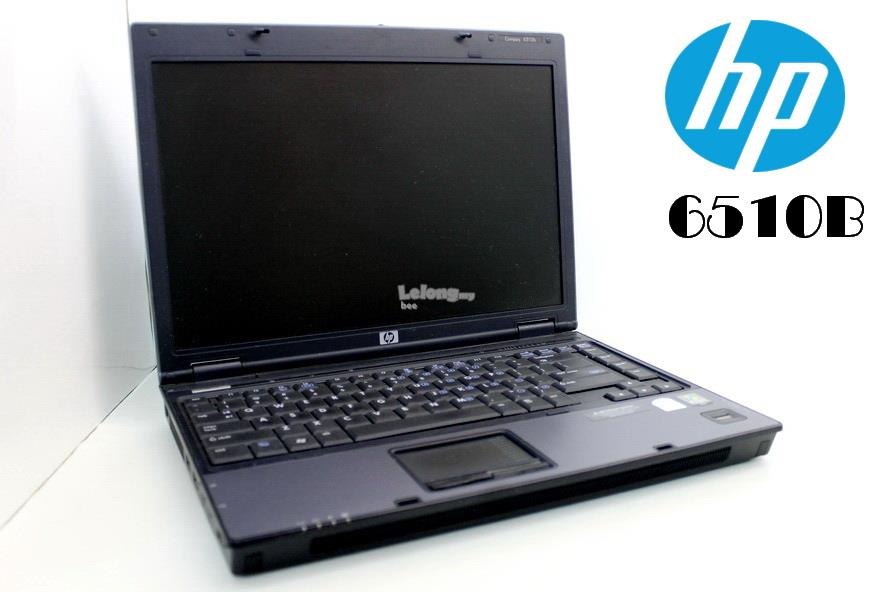 HP 6510B Laptop,INTEL C2D 1.80Ghz,1Gb,80Gb hdd